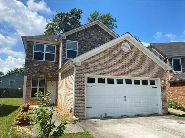 1431 Persimmon Trace, Morrow, GA 30260 (MLS #6750297) :: The Zac Team @ RE/MAX Metro Atlanta
