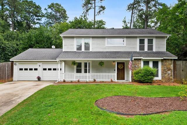 845 Laurel Mill Drive, Roswell, GA 30076 (MLS #6750302) :: RE/MAX Paramount Properties