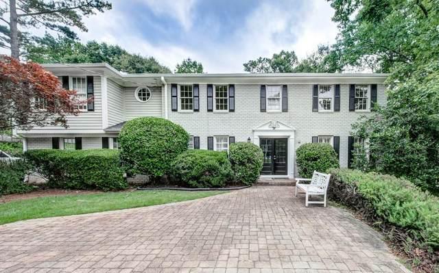 4235 Glengary Court NE, Atlanta, GA 30342 (MLS #6750306) :: Kennesaw Life Real Estate