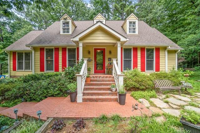 1036 Rockcrest Drive, Marietta, GA 30062 (MLS #6750311) :: Path & Post Real Estate