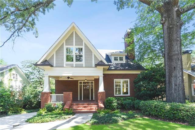1010 Amsterdam Avenue NE, Atlanta, GA 30306 (MLS #6750321) :: The Heyl Group at Keller Williams