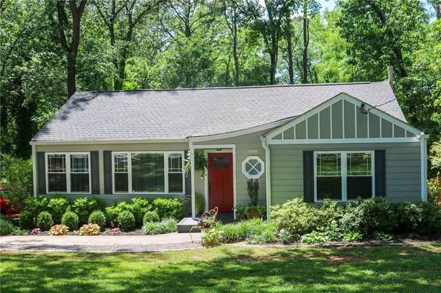 1393 Catherine Street, Decatur, GA 30030 (MLS #6750322) :: North Atlanta Home Team