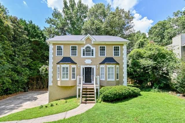 2613 Windage Drive SW, Marietta, GA 30008 (MLS #6750334) :: Path & Post Real Estate