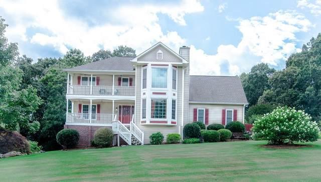 573 SW Casteel Drive SW, Marietta, GA 30064 (MLS #6750336) :: Path & Post Real Estate