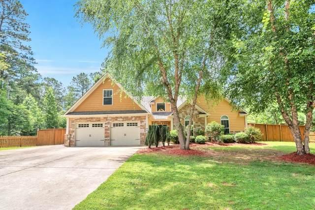 61 Shawnee Trail, Dallas, GA 30157 (MLS #6750339) :: Rock River Realty