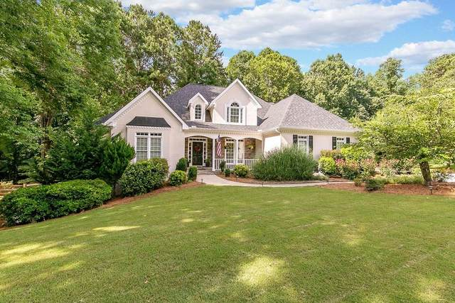 1529 Halisport Lake Drive NW, Kennesaw, GA 30152 (MLS #6750342) :: Path & Post Real Estate