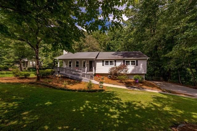 4484 Patrick Drive NE, Kennesaw, GA 30144 (MLS #6750357) :: Kennesaw Life Real Estate