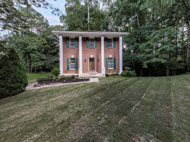 10865 Mortons Crossing, Alpharetta, GA 30022 (MLS #6750361) :: The North Georgia Group
