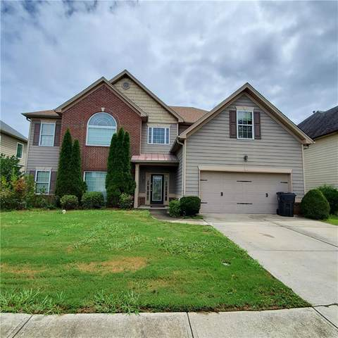 2758 Rolling Downs Way, Loganville, GA 30052 (MLS #6750368) :: Kennesaw Life Real Estate