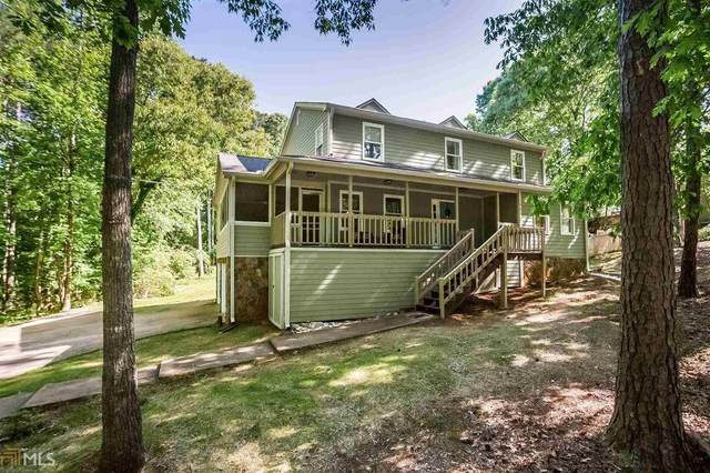 315 Cedar Lane, Fayetteville, GA 30214 (MLS #6750376) :: The North Georgia Group