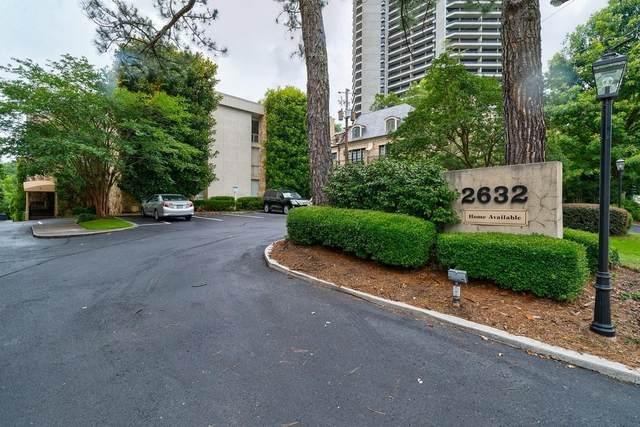 2632 Peachtree Road NW A-204, Atlanta, GA 30305 (MLS #6750378) :: North Atlanta Home Team