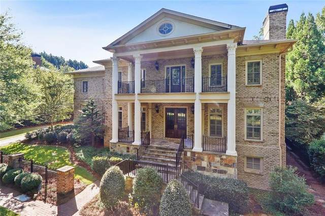 3157 E Addison Drive, Alpharetta, GA 30022 (MLS #6750389) :: The Zac Team @ RE/MAX Metro Atlanta