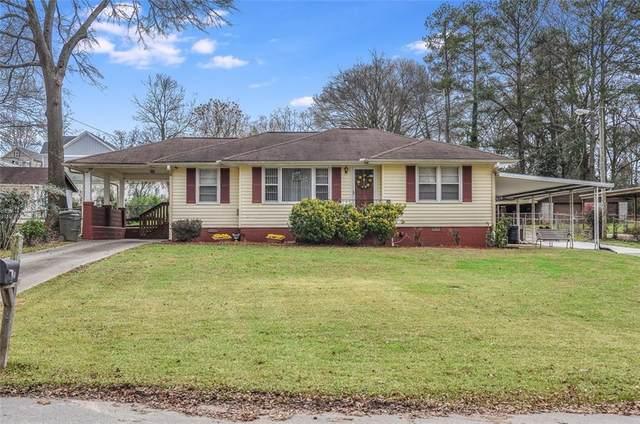 1340 Belmont Avenue SE, Smyrna, GA 30080 (MLS #6750392) :: Kennesaw Life Real Estate