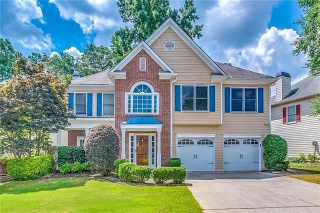 4202 Lazy Creek Drive, Marietta, GA 30066 (MLS #6750406) :: Path & Post Real Estate