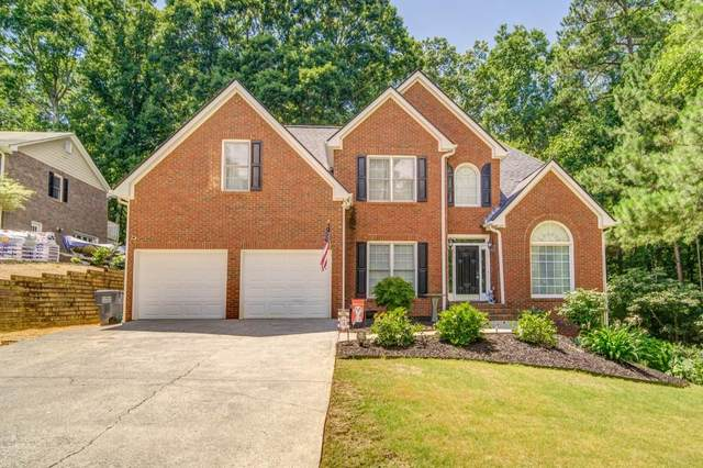 1461 Pine Springs Drive NW, Kennesaw, GA 30152 (MLS #6750407) :: Kennesaw Life Real Estate