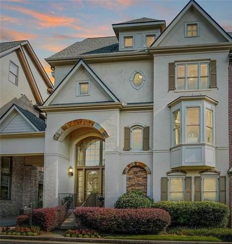 1357 Village Park Drive NE, Brookhaven, GA 30319 (MLS #6750433) :: Kennesaw Life Real Estate