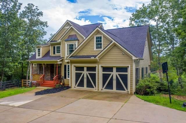 637 Amicalola Drive, Dawsonville, GA 30534 (MLS #6750436) :: Charlie Ballard Real Estate