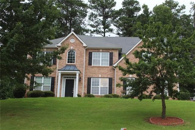 4902 Brown Leaf Drive, Powder Springs, GA 30127 (MLS #6750439) :: The Heyl Group at Keller Williams