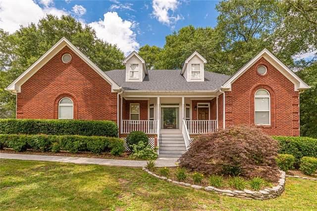 2578 Johnson Road, Loganville, GA 30052 (MLS #6750443) :: Charlie Ballard Real Estate