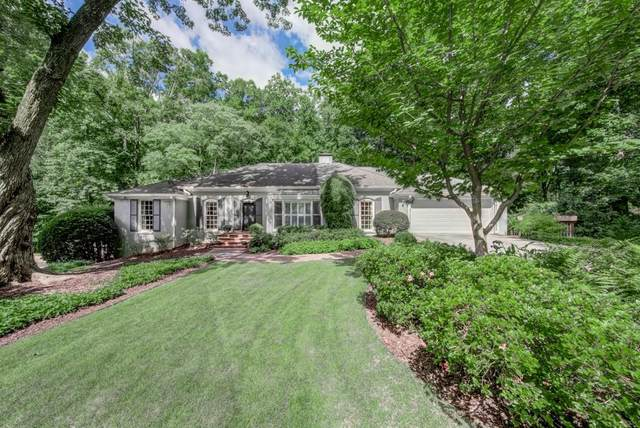 455 Forestdale Drive NE, Sandy Springs, GA 30342 (MLS #6750453) :: Rock River Realty