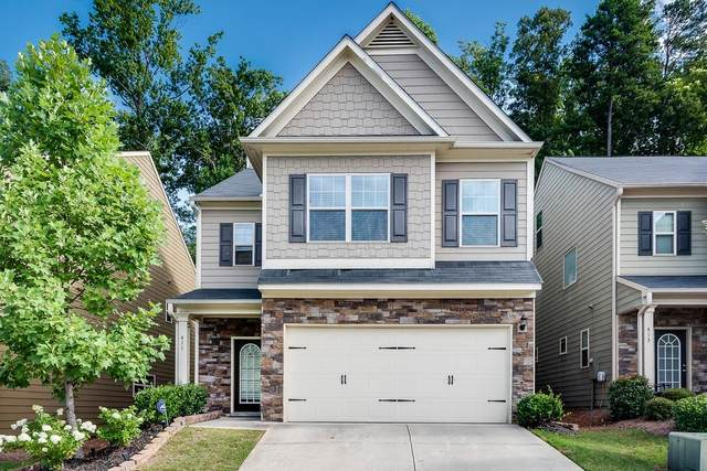 411 Village View, Woodstock, GA 30188 (MLS #6750463) :: Kennesaw Life Real Estate