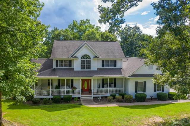 76 Buckeye Ridge E, Dahlonega, GA 30533 (MLS #6750466) :: The Justin Landis Group