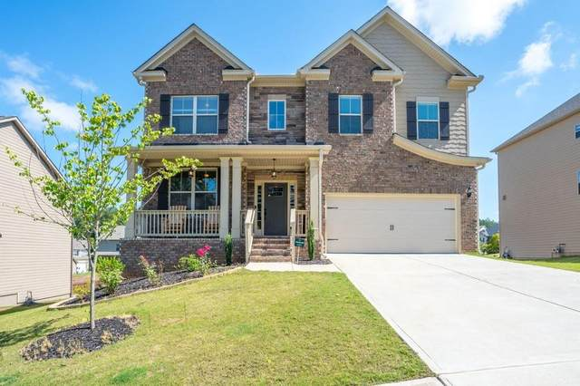324 Hillgrove Drive, Holly Springs, GA 30114 (MLS #6750469) :: The Heyl Group at Keller Williams