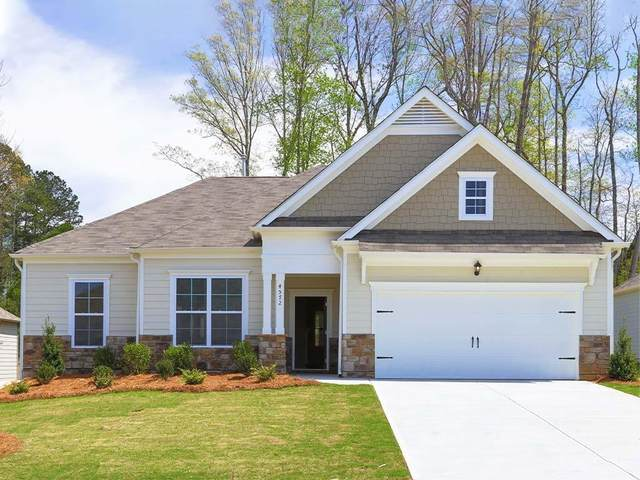 110 Montgomery Lane, Villa Rica, GA 30180 (MLS #6750472) :: North Atlanta Home Team