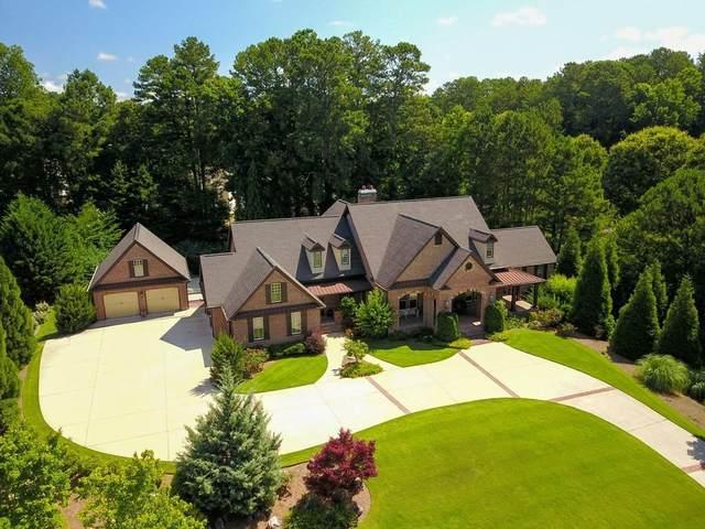 4018 Ebenezer Road, Marietta, GA 30066 (MLS #6750479) :: Path & Post Real Estate