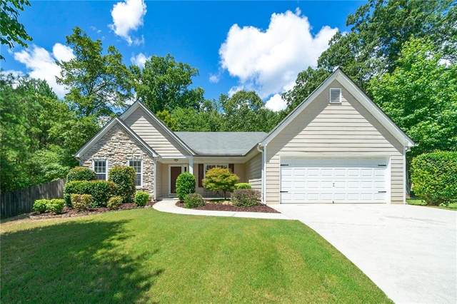 2504 Autumn Run Court, Powder Springs, GA 30127 (MLS #6750482) :: North Atlanta Home Team