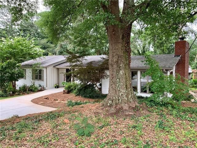 94 Shallowford Road NE, Kennesaw, GA 30144 (MLS #6750486) :: Kennesaw Life Real Estate