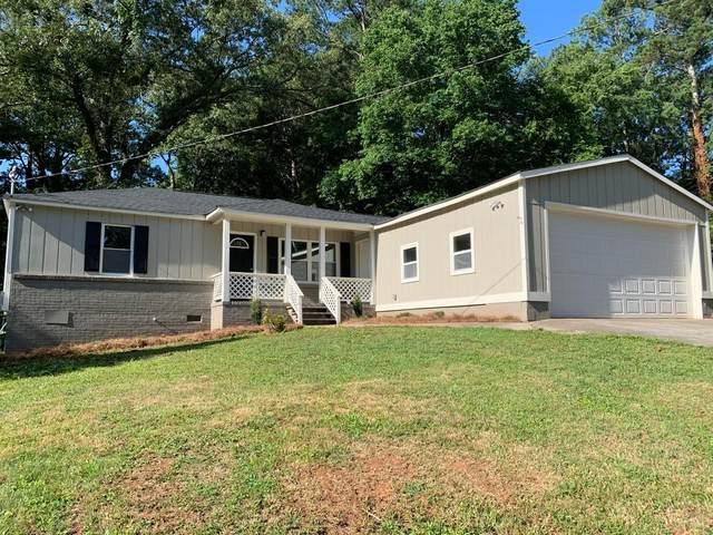 1641 Pendley Drive, Austell, GA 30168 (MLS #6750497) :: The Butler/Swayne Team