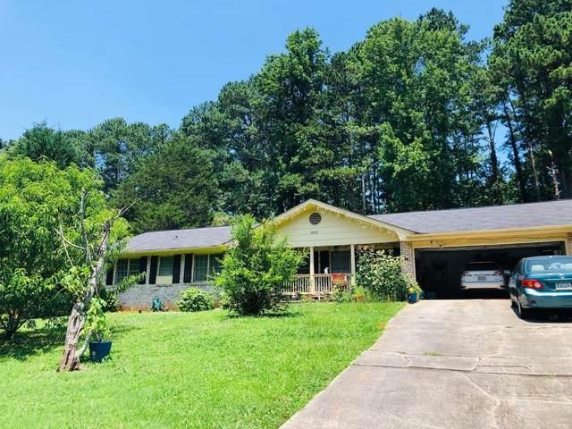 5657 Beechwood Drive, Stone Mountain, GA 30087 (MLS #6750501) :: Rock River Realty