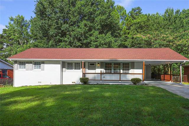 2189 Golden Dawn Drive SW, Atlanta, GA 30311 (MLS #6750503) :: Charlie Ballard Real Estate