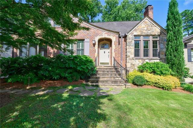 1510 N Morningside Drive NE, Atlanta, GA 30306 (MLS #6750531) :: The Heyl Group at Keller Williams