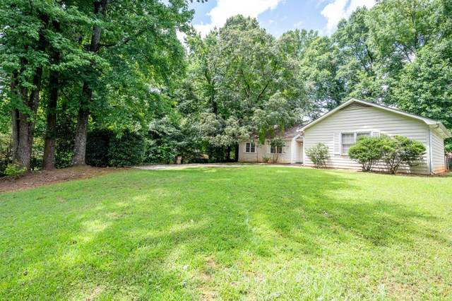 2783 Holly Ridge Circle, Marietta, GA 30062 (MLS #6750540) :: Path & Post Real Estate