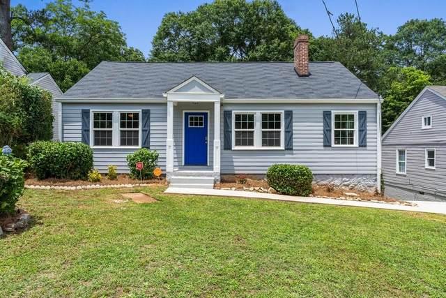 1381 Richland Road SW, Atlanta, GA 30310 (MLS #6750544) :: North Atlanta Home Team