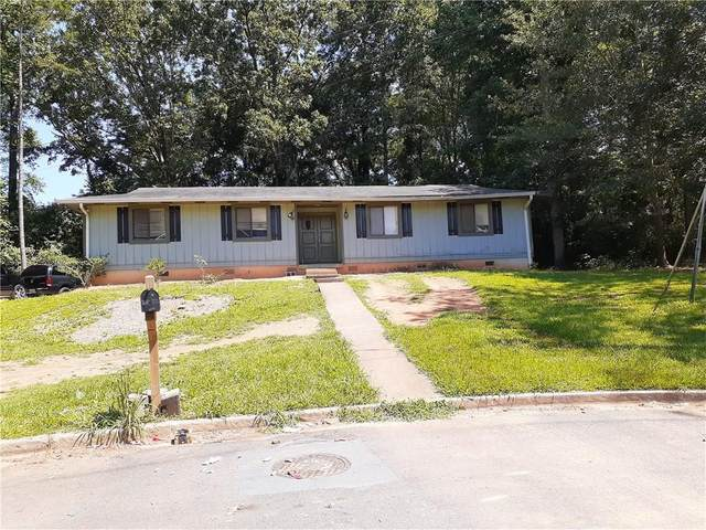 3866 Mcgill Way, Decatur, GA 30034 (MLS #6750546) :: North Atlanta Home Team