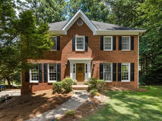 4522 Reva Court NE, Marietta, GA 30066 (MLS #6750549) :: North Atlanta Home Team