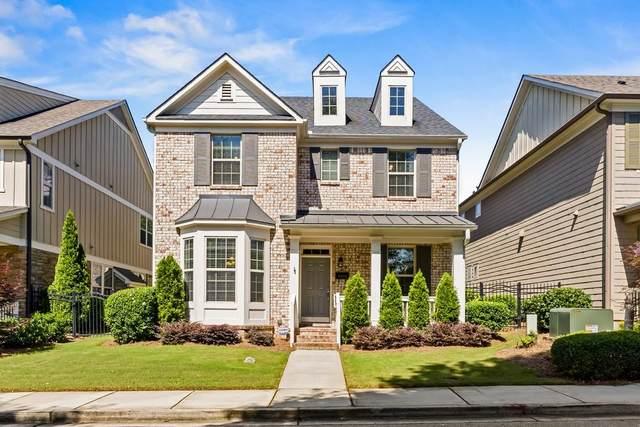 4668 West Village Drive, Smyrna, GA 30080 (MLS #6750563) :: Kennesaw Life Real Estate