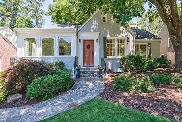 1270 Beech Valley Road NE, Atlanta, GA 30306 (MLS #6750566) :: The Heyl Group at Keller Williams