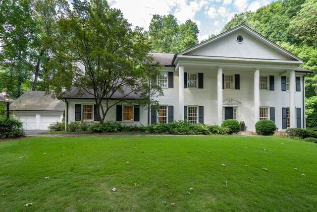4102 Whitewater Creek Road NW, Atlanta, GA 30327 (MLS #6750567) :: Compass Georgia LLC