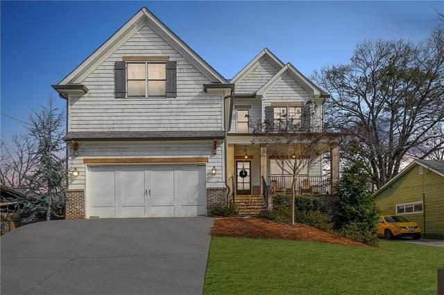 4221 Weaver Street, Smyrna, GA 30080 (MLS #6750573) :: Kennesaw Life Real Estate