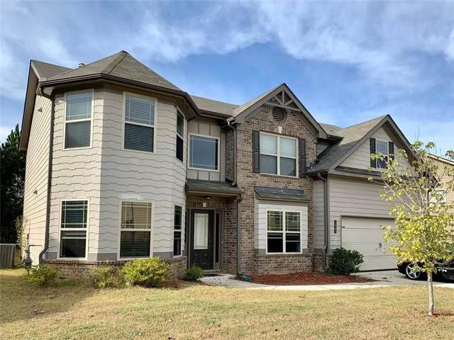 1445 Union Station Court, Lawrenceville, GA 30045 (MLS #6750597) :: The Heyl Group at Keller Williams