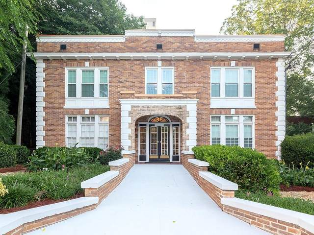 242 12th Street NE #7, Atlanta, GA 30309 (MLS #6750601) :: North Atlanta Home Team