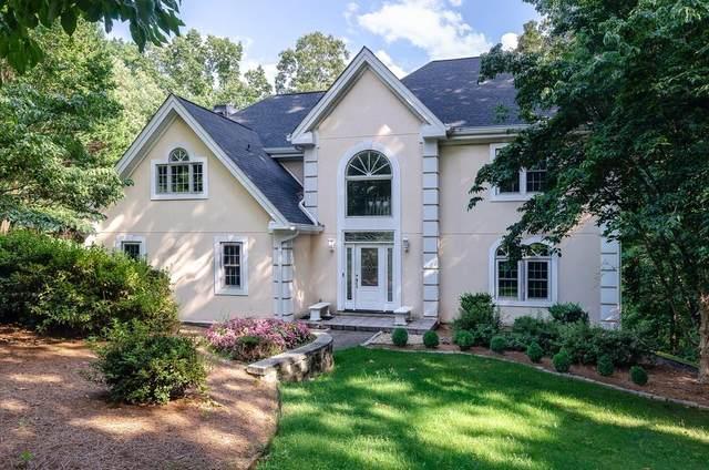 5925 Nachoochee Trail, Flowery Branch, GA 30542 (MLS #6750609) :: Lakeshore Real Estate Inc.
