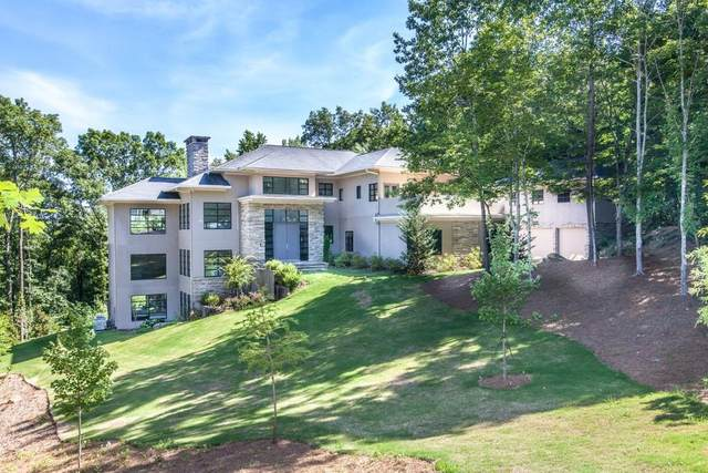 4708 Green River Court NE, Marietta, GA 30068 (MLS #6750610) :: North Atlanta Home Team