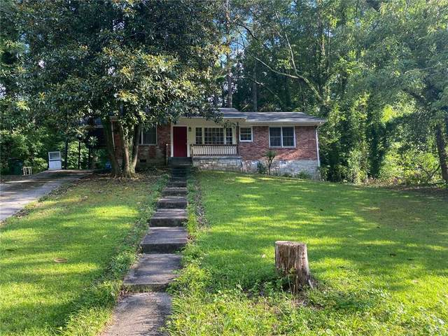 3670 Hill Acres Road SW, Atlanta, GA 30331 (MLS #6750613) :: Path & Post Real Estate