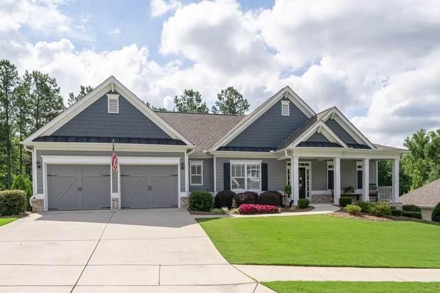 91 Bellwind Lane, Dallas, GA 30132 (MLS #6750622) :: Kennesaw Life Real Estate