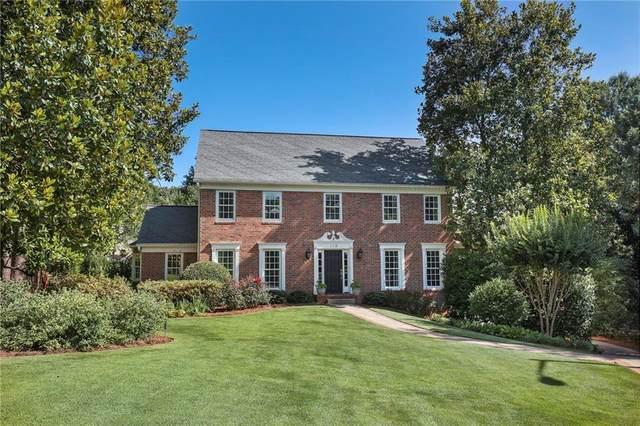 139 Foxridge Court SE, Marietta, GA 30067 (MLS #6750624) :: Path & Post Real Estate